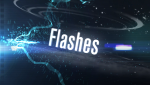 random flashes after effects template drumstep