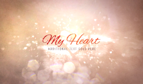 After effects template for love month :)