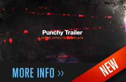 punchy trailer after effects